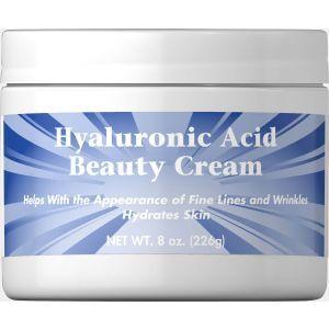 Крем с гиалуроновой кислотой, Hyaluronic Acid Cream, 226 г