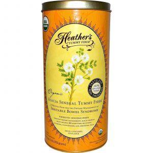 Волокна акации, Heather's Tummy Care, 453 гр