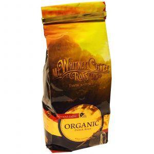 Кофе французской обжарки молотый, Ground Coffee, Mt. Whitney Coffee Roasters, 340 г