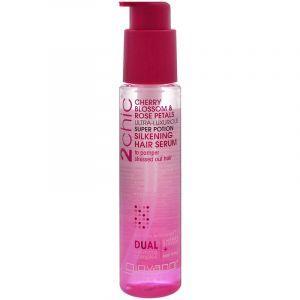 Сыворотка для волос, Hair Serum, Giovanni, супер роскошная с вишней и лепестками роз, 81 мл (Default)