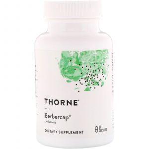 Берберин, Berberine, Thorne Research, 60 капсул (Default)