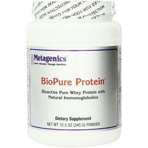 Сывороточный протеин, BioPure Protein, Metagenics, порошок, 345 г