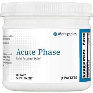 Формула для расслабления и восстановления мышц, Acute Phase, Metagenics, 9 пакетов