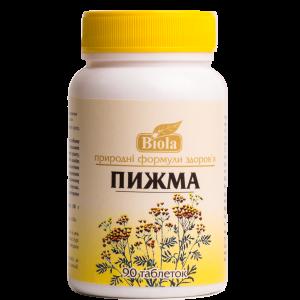 Пижма, Biola, 90 таблеток