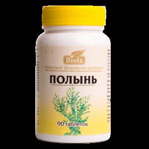 Полынь, Biola, 90 таблеток
