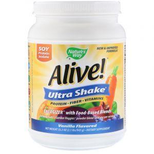 Соевый протеин, Ultra-Shake, ваниль, Nature's Way, 975 г (Default)