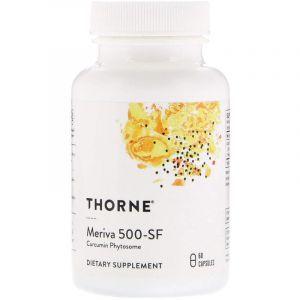 Куркумин, Meriva 500 - SF, Thorne Research, 60 капсул (Default)