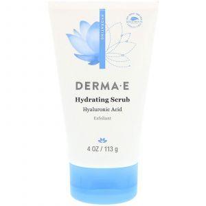Увлажняющий скраб, Hydrating Scrub, Derma E, 113 г