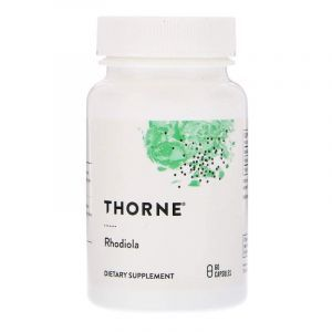 Родиола розовая (Rhodiola), Thorne Research, 60 капсул (Default)