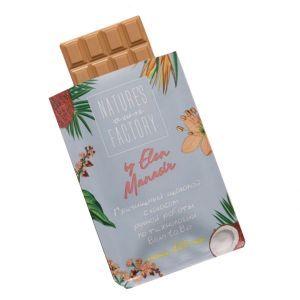 Гречишный шоколад с кокосом, Natures own factory, 20 гр
