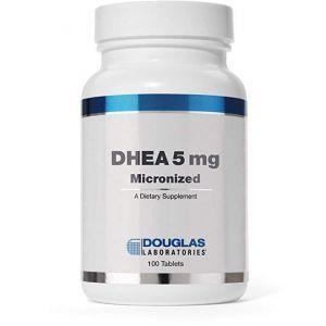ДГЭА, DHEA 5 mg, Douglas Laboratories,100 таблеток