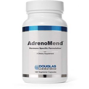 Стресс формула, Adrenomend, Douglas Laboratories, 120 капсул