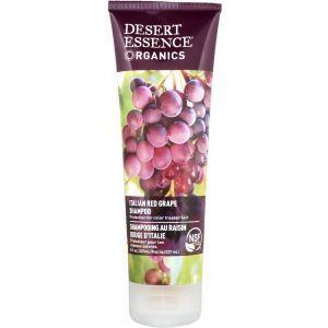 Шампунь для волос (виноград), Shampoo, Desert Essence, Organics, 237 мл (Default)