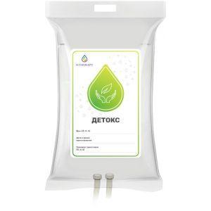Капельница для очищения организма, IVTherapy, 1 литр