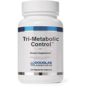 Поддержка лептина, грелина и адипонектина, Tri-Metabolic Control, Douglas Laboratories, 120 капсул