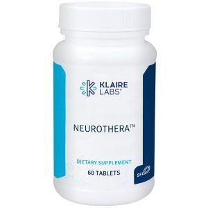 Когнитивная поддержка, Neurothera, Klaire Labs, 60 таблеток