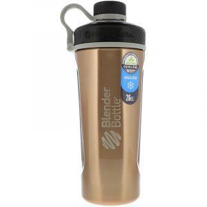 Бутылка-блендер, нержавеющая сталь, медь, Blender Bottle, 770 мл (Default)