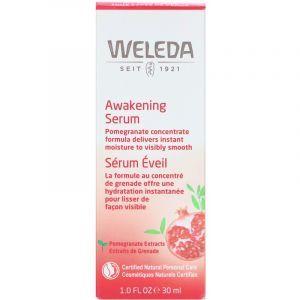 Укрепляющая сыворотка, Pomegranate Firming Serum, Weleda, (30 мл) (Default)