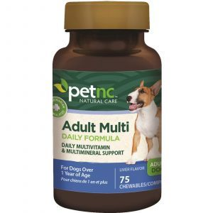 Витамины для собак, Adult Multi Daily Formula, 21st Century, 75 таб.
