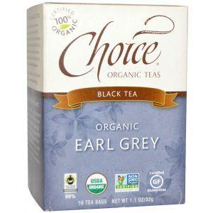 Органический черный чай Седой граф, Choice, 16 шт.