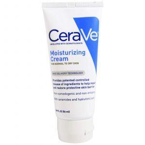 Увлажняющий крем, Moisturizing Cream, CeraVe, 56 мл