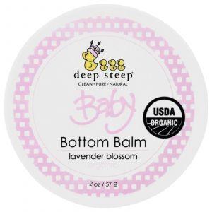 Бальзам под подгузник, Baby Bottom Balm, Deep Steep, 57 г