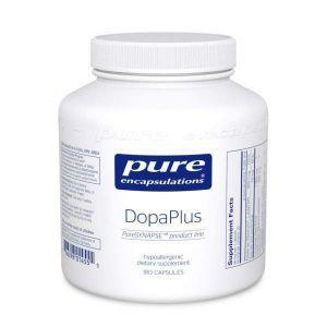 Всесторонняя поддержка допамина, DopaPlus, Pure Encapsulations, 180 капсул