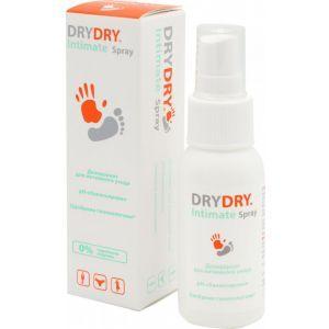 Дезодорант для интимного ухода, Dry Dry, 50 мл