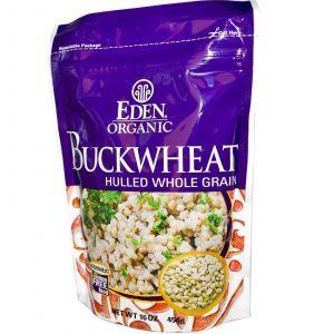 Органическая гречка, Eden Foods,  454 г