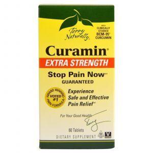 Курамин для обезболивания Curamin, EuroPharma, 60 таблеток