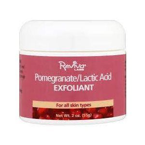 Скраб для лица с гранатом, Pomegranate/Lactic Acid, Reviva Labs, 55 г