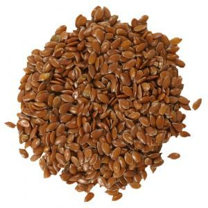 Семена льна, цельные, Organic Whole Flax Seed, Frontier Natural Products, органик, 453 г