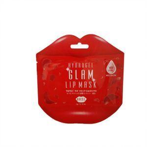 Гидрогелевые патчи для губ с экстрактом розы, Lip Mask, BeauuGreen, 1 шт