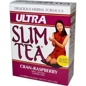 Чай с ароматом малины, Hobe Labs, 48 г