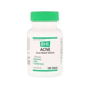 Таблетки от акне, Acne, MediNatura, 100 таблеток