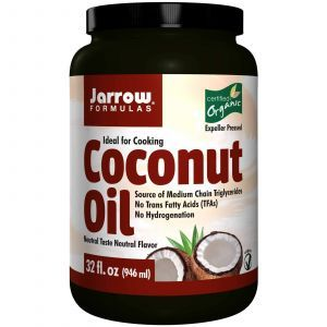 Jarrow Formulas, Organic Coconut Oil, Expeller Pressed