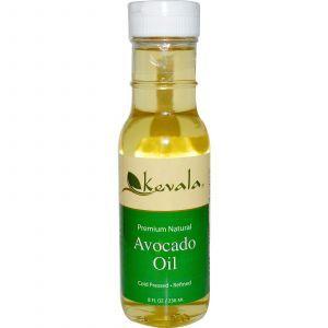 Масло авокадо, Avocado Oil, Kevala, 236 мл