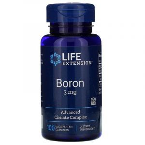 Бор, Boron, Life Extension, 3 мг, 100 капсул (Default)