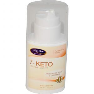7-Кето, Метаболит ДГЭА,  7-Keto, DHEA Metabolite, Life Flo Health, 57 г