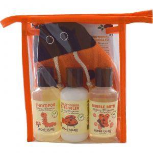 Детский набор c мандариновым маслом