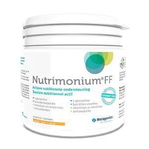 Здоровье желудочно-кишечного тракта, Нутримониум Ориджинал, Nutrimonium Original, Metagenics, порошок, 414 г