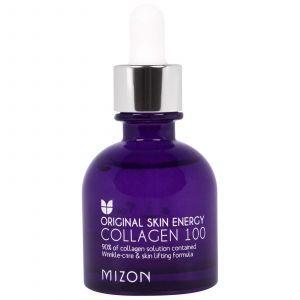 Коллаген 100, Collagen 100, Mizon, 30 мл