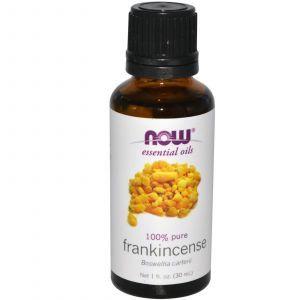 Эфирное масло ладана, Frankincense, Now Foods, 30 мл