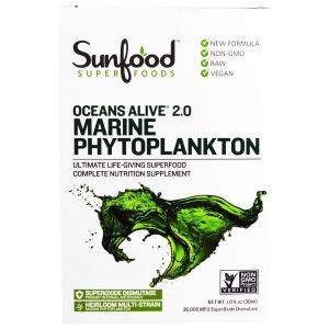 Фитопланктон, Sunfood, 29.5 мл