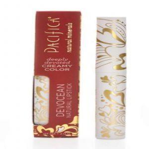 Губная помада натуральная, Natural Lipstick, Natural Mystic, Pacifica, 2 г