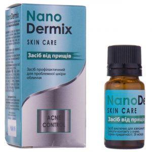 Средство от прыщей NanoDermix, АРТМИК ГРУПП, 10 мл
