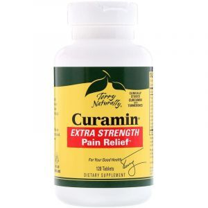 Курамин для обезболивания Curamin, EuroPharma, 120 таблеток