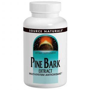 Пикногенол, Source Naturals, 60 таблеток