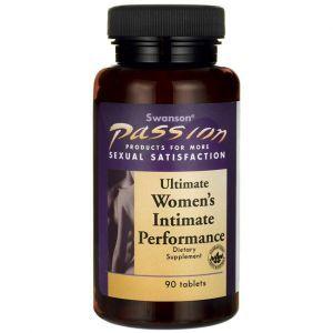 Поддержка интимного здоровья для женщин, Ultimate Women's Intimate, Swanson, 90 таблеток