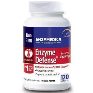 Ферменты , Enzymedica, ViraStop, 120 капс